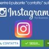 Come Inserire il pulsante Contatta su Instagram