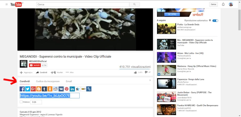 come-condividere-un-video-da-you-tube