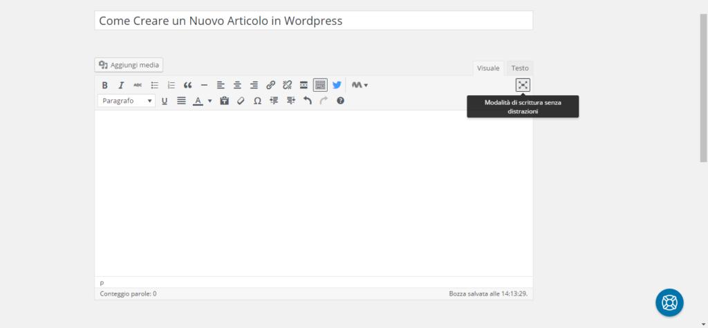 come-creare-un-nuovo-articolo-in-wordpress-in-modalita-di-scrittura-senza-distrazioni