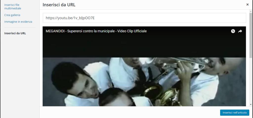 come-inserire-un-video-youtube-in-un-articolo-wordpress-copiare-url
