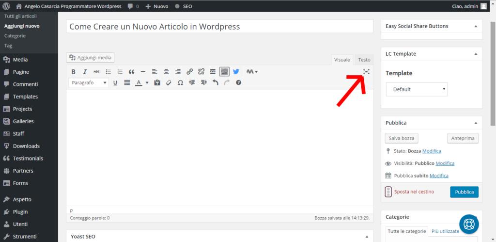 creare-un-nuovo-articolo-in-wordpress-premere-modalita-di-scrittura-senza-distrazioni