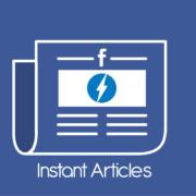 Facebook Instant Articles.