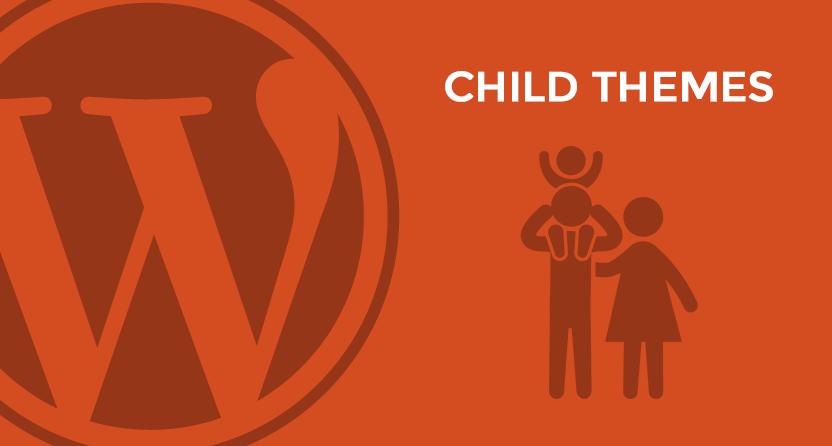 Logo dimostrativo tema Child.