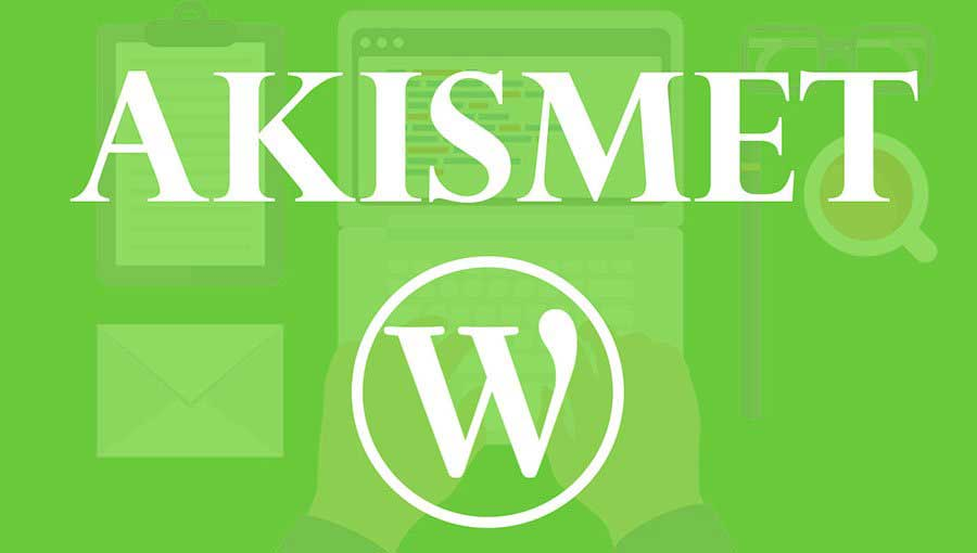 Logo di Askimet, plugin di WordPress.