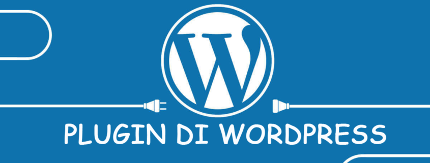 Plugin di Wordpress.