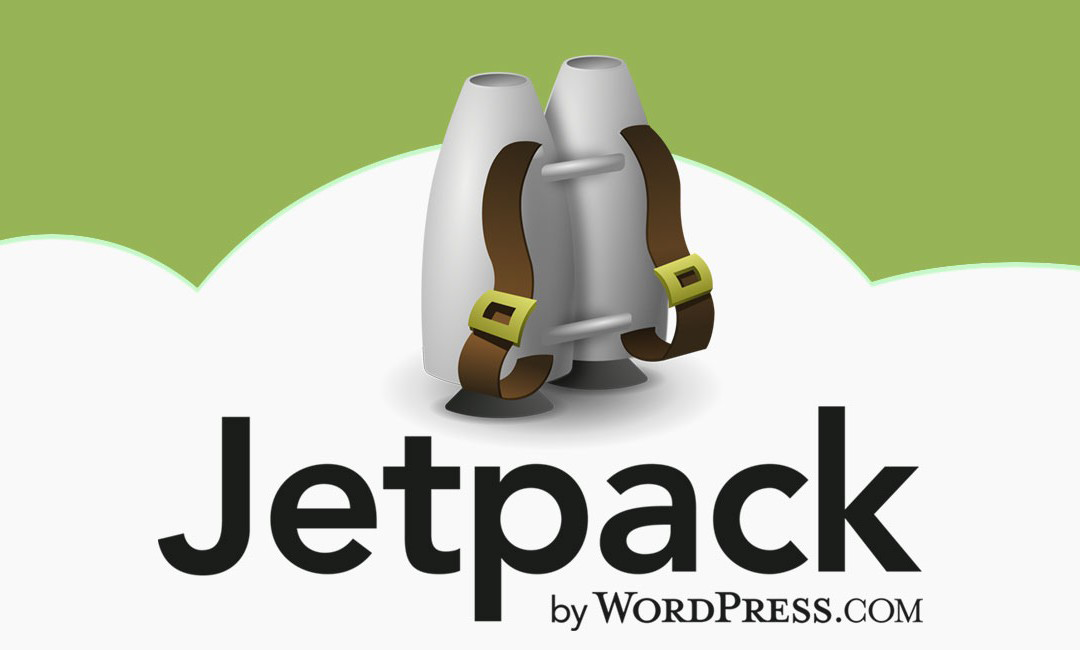 Logo di Jetpack, plugin di WordPress.