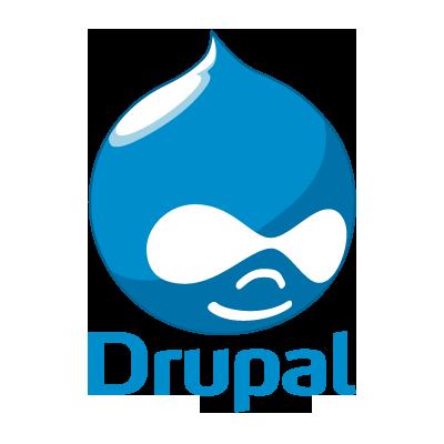 Logo Drupal.
