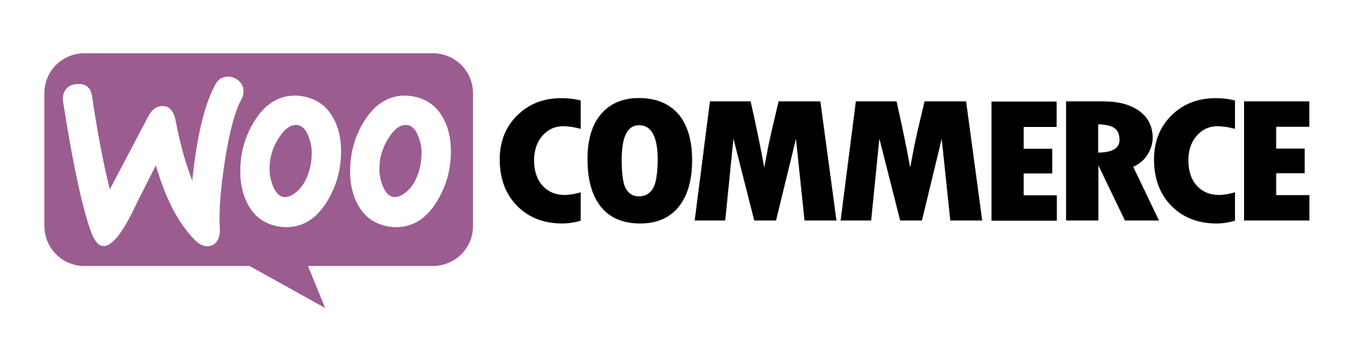 Logo WooCommerce.