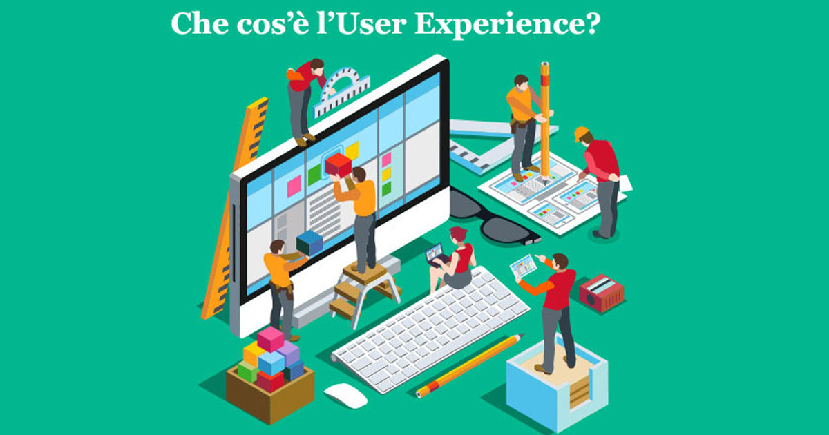 Che cos'è l'user experience?