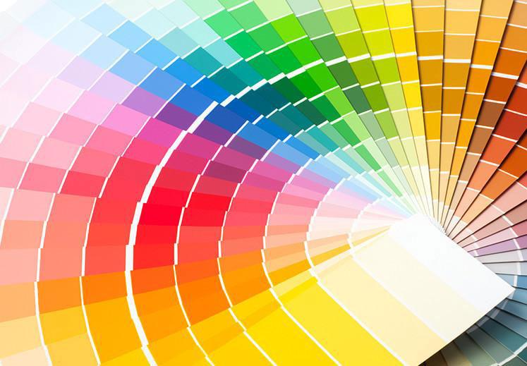 Tavola di colori.