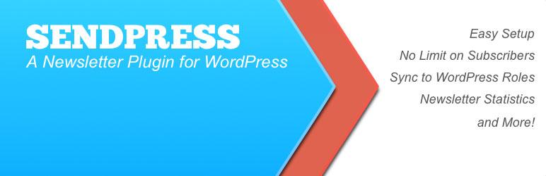 Logo di SendPress.