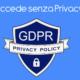 Cosa succede senza Privacy Policy ?