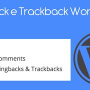 Pingback e Trackback WordPress