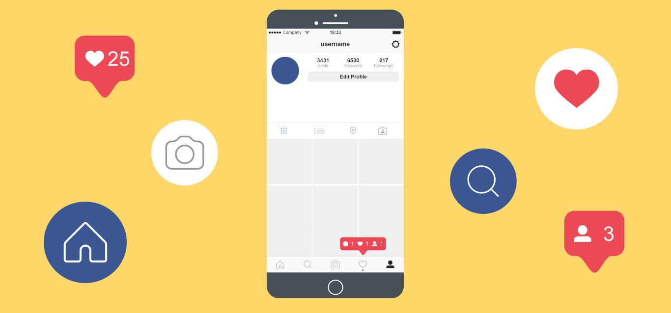 Come funziona l'algoritmo di Instagram - feed di Instagram