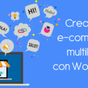 Creare un e-commerce multilingua con WordPress